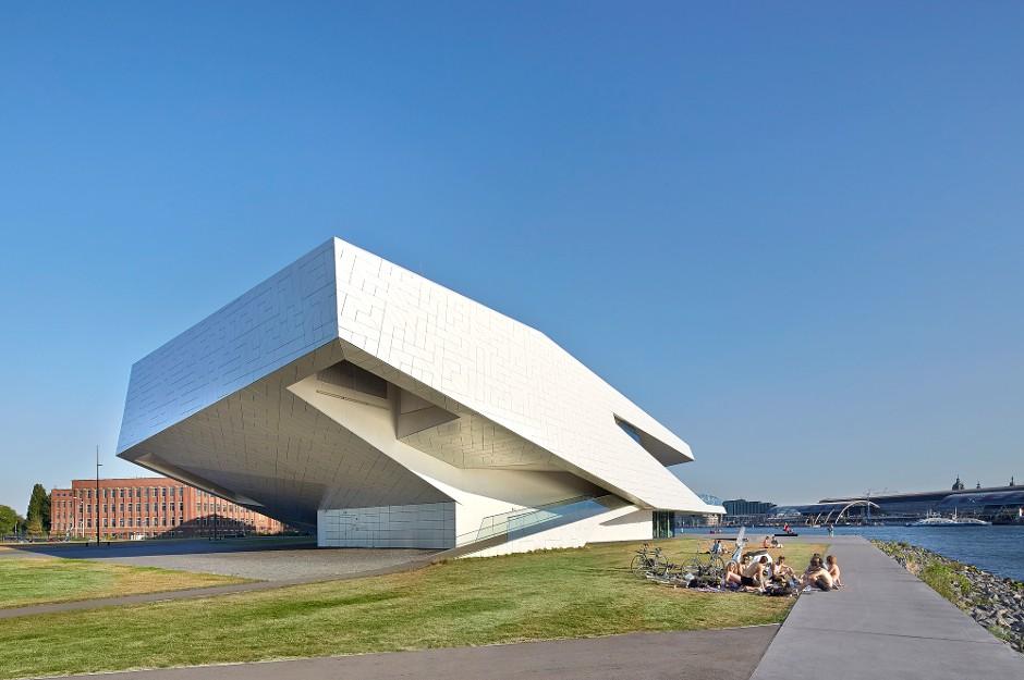 ../ Amsterdam, EYE Film Institute /..