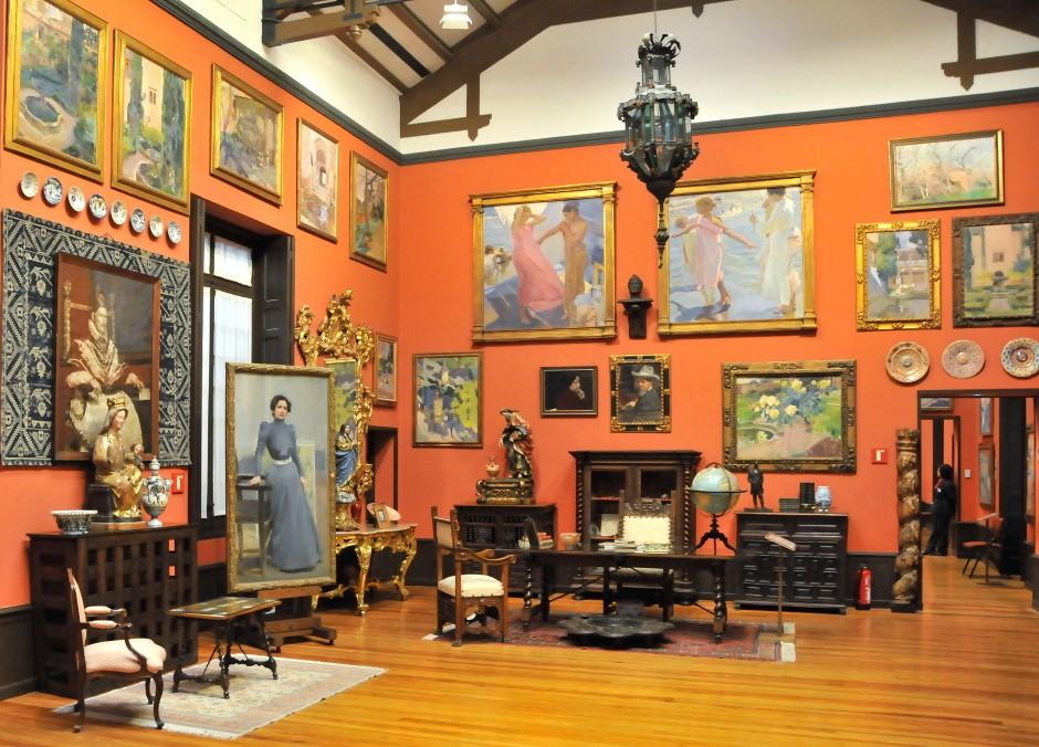 ..// musée Sorolla, Madrid //..